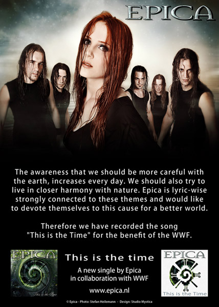 NEW SINGLE  This is the Time Epica_wnf_flyer1