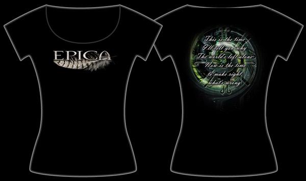 Merchandise Epica_wnf_girl